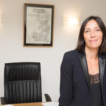 Maître Stéphanie Guillotin