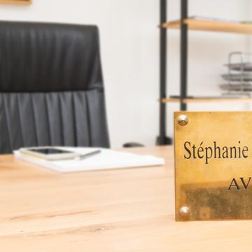 Stéphanie Guillotin, avocate au barreau de Nantes